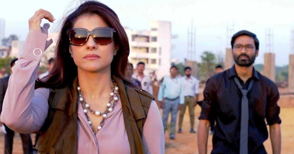 Dhanush and Kajol VIP2 movie is showing on Aha OTT
